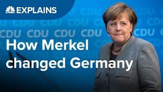 What will Angela Merkel's legacy be?