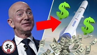 Top 5 Most Expensive Things Owned By Jeff Bezos