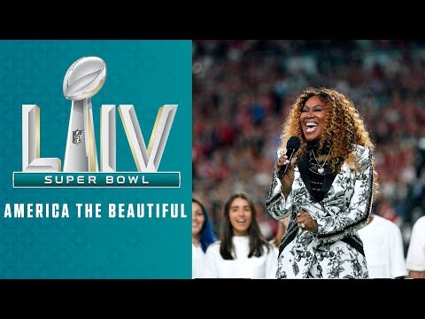 Yolanda Adams Sings America the Beautiful | Super Bowl LIV NFL Pregame