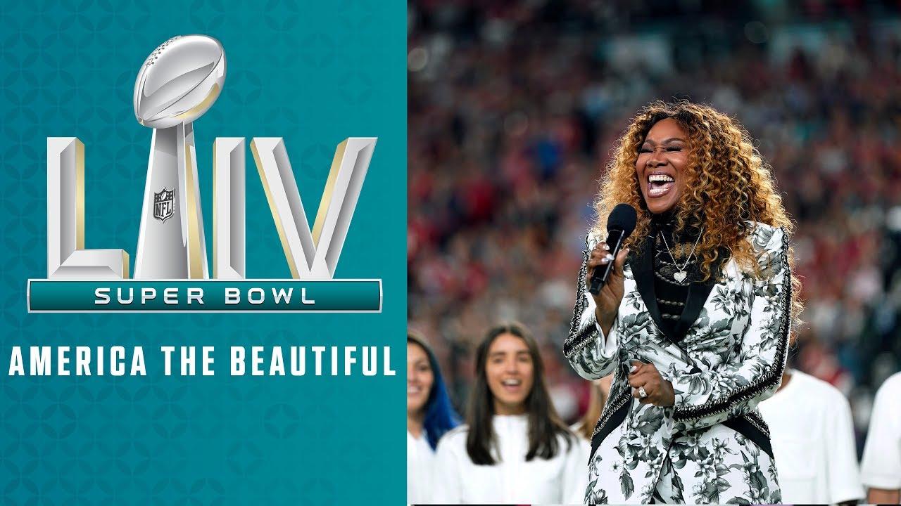 Watch Yolanda Adams Sing 'America the Beautiful' at Super Bowl ...