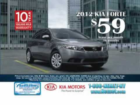 Nemet kia lease kia forte for 59 per month youtube Nemet motors