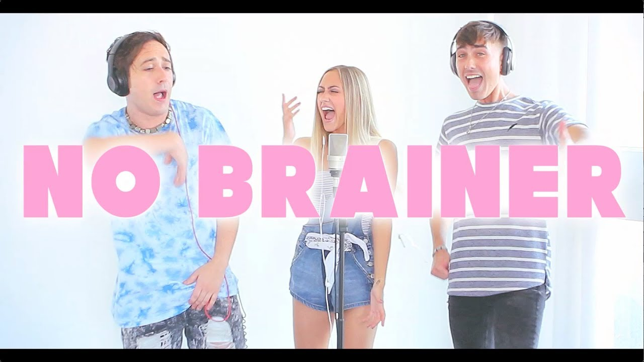 No Brainer Dj Khaled Ft Justin Bieber Chance The Rapper Quavo Cover By The Gorenc Siblings