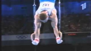 Ruslan Mezencev (UKR) - SR (Sidney 2000. Team final)