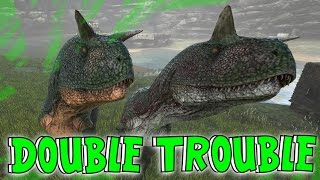ARK: Survival Evolved - Double Trouble! [10]