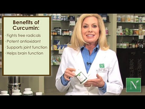 The Benefits of Curcumin as an Antioxidant