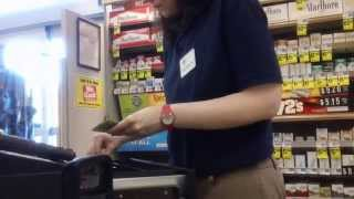 The World's Fastest Rite Aid Cashier