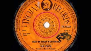 BIG YOUTH - Wolf in sheep