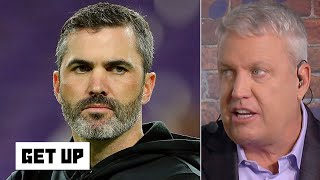 Rex Ryan reacts to new Browns coach Kevin Stefanski: 'It's better than Freddie Kitchens!' | Get Up