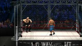 No Way Out 2012 | John Cena Vs Big Show | Steel Cage Match