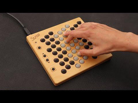 Striso board introduction (Kickstarter video)
