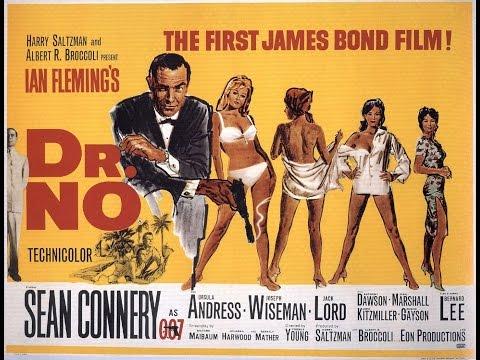 Dr. No (1962) Movie Review