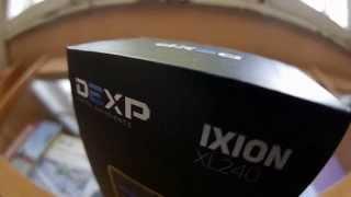 Обзор DEXP Ixion XL240 Triforce