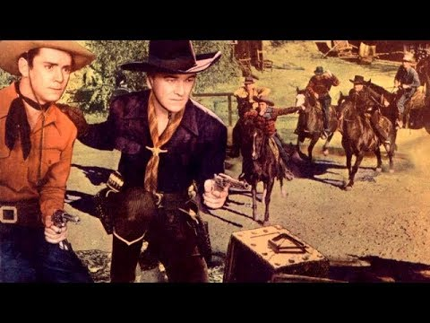 Download HIDDEN GOLD - William Boyd, Russell Hayde - Full Western Movie / 720p / English / HD
