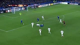 Video Gol Pertandingan Everton vs Dinamo Kiev