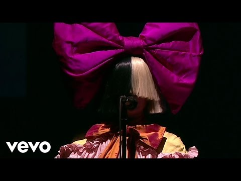 Sia - The Greatest Live from Apple