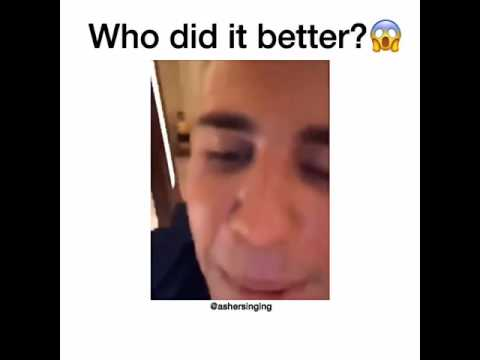 Despacito Who did it better? Justin Bieber or Asher Angel