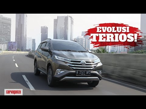 All New Daihatsu Terios 2018  - Review & Test Drive | CARVAGANZA