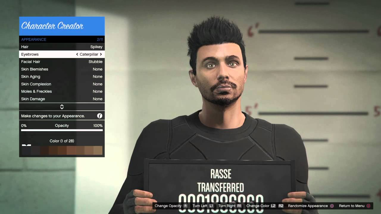 Grand Theft Auto Online: How to Create Characters ...
