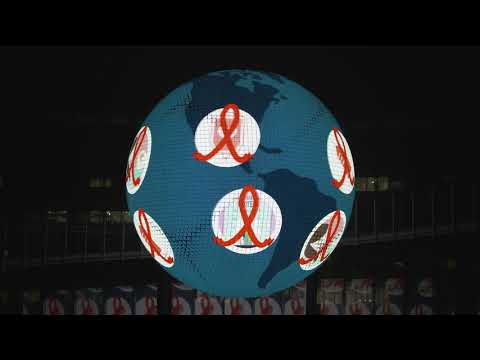 「Think HIV, Connect the World」タイ / Picture Happiness on Earth 2016-17