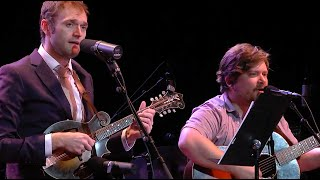 Why Should the Fire Die? - Nickel Creek | Live from Here with Chris Thile