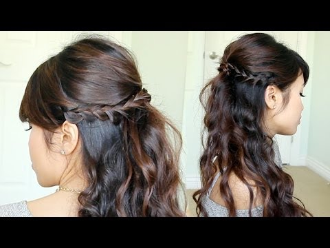 prom-hairstyle:-braided-half-updo-feat.-nume-reverse-curling-wand