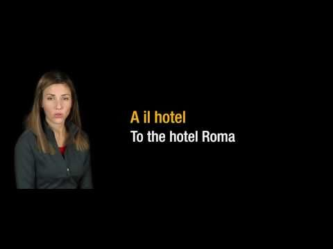 Learn Italian: The best basic Italian toolkit