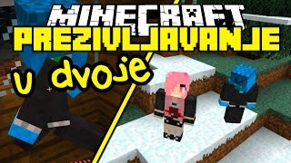 Download Video MINECRAFT: PREŽIVLJANJE U DVOJE | PUT U PROŠLOST! MP3 3GP MP4