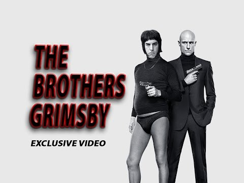 THE BROTHERS GRIMSBY - MI6 Has A Brand New Tool