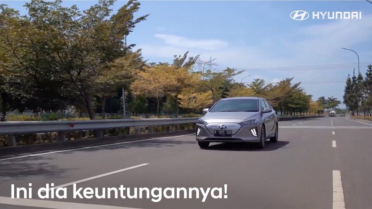 Keuntungan dan Keunggulan Mobil Listrik Murni Hyundai