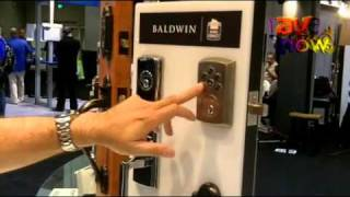 CEDIA 2011: Stanley Black & Decker Presents Its Baldwin Line of Luxary Locks