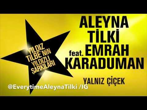 Aleyna Tilki - Yalnız Çiçek Ft. Emrah Karaduman (official Audio Soundtrack)