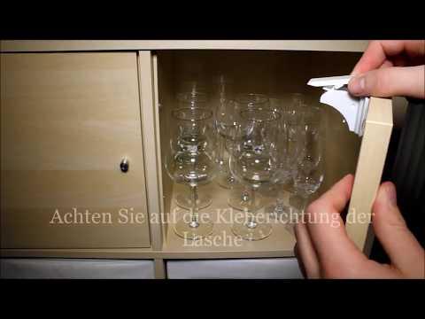 isi safe die kindersicherung f r fenster montagevideo by isi safe. Black Bedroom Furniture Sets. Home Design Ideas
