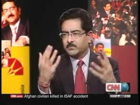 CNN talkasia with Kumar Mangalam Birla
