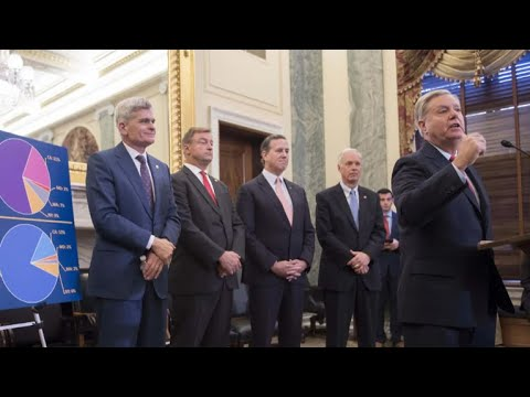 Senate Republicans face deadline for Obamacare repeal
