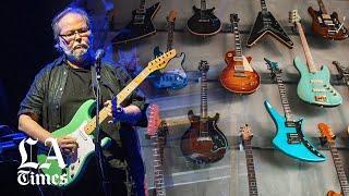 Reelin' in Steely Dan's gear: 600 guitars for sale