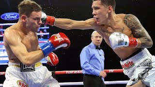 Oscar Valdez Knocks Out Tommasone, Retains Featherweight Title