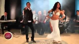 ▶ رقص صوفيا وخالد الطيب عبايات ليالي التت  م عمرو 1 2