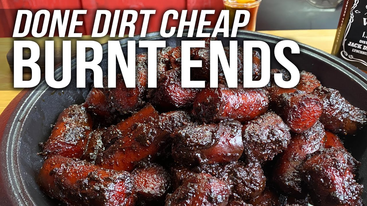 Cheap Burnt Ends Recipe