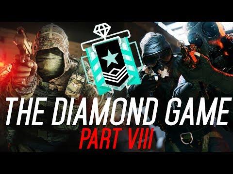 The Diamond Game - Warning: TOXIC (FULL GAME) - Rainbow Six Siege