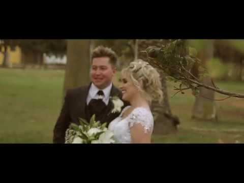 Ray & Jessica Dylan - Aiming Suede Wedding Film