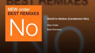 World In Motion (Carabinieri Mix)