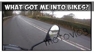 50cc Motovlogs: WHAT GOT ME INTO BIKES?
