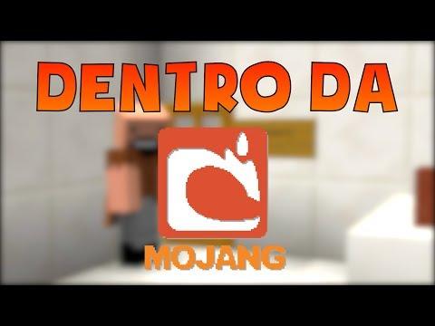 DENTRO DA MOJANG (Minecraft Machinima)