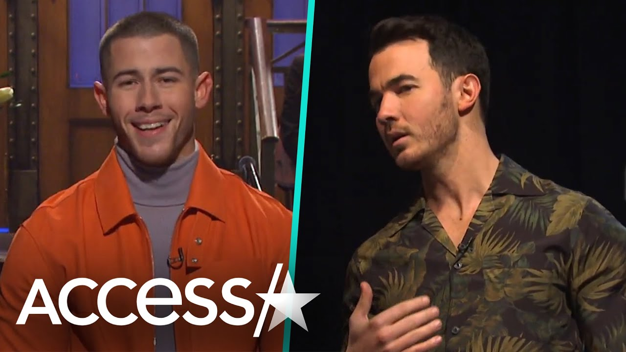 Nick Jonas Assures Kevin Jonas They're 'Still A Band' On 'SNL'