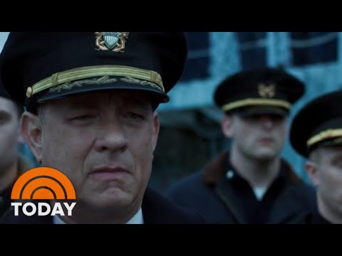 Tom Hanks And Cast Of 'Greyhound' Discuss Upcoming Film | TODAY