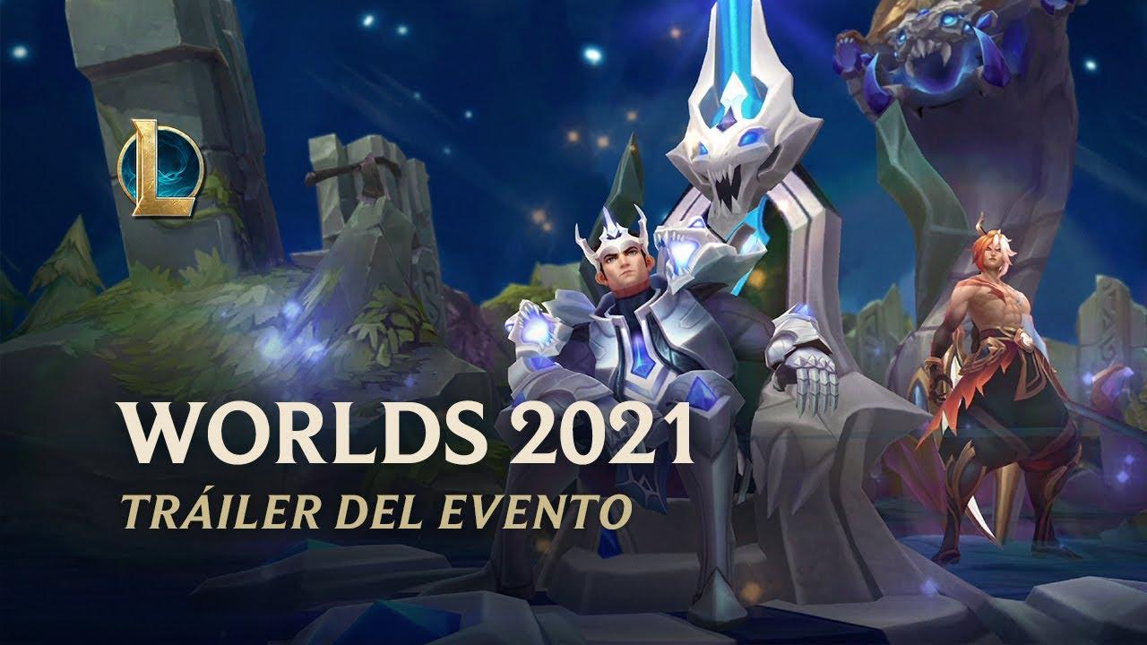 Download Worlds 2021 | Tráiler oficial del evento | League of Legends