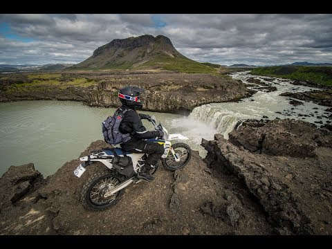 Dirtbikes in Iceland, Ride With Locals