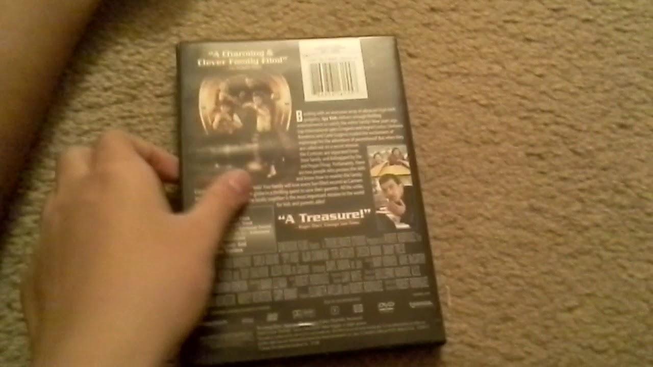 Download Spy Kids DVD Review