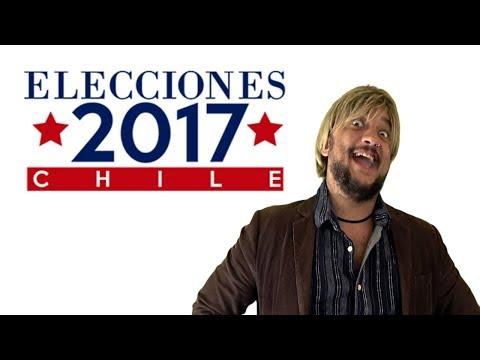 """REPOR-TELECHEA - """"ESPECIAL"""" ELECCIONES EN CHILE"""