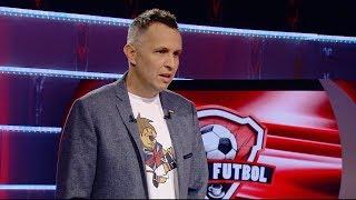 Kołtoń chciał opuścić Cafe Futbol w ramach protestu